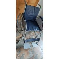 "Second Hand - Endura Basic Fixed Wheelchair1  18""-46cm"