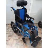"Second Hand - Endura CP Recliner Wheelchair 17""-44cm"
