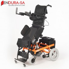 """Endura Eco Stand UP 18""""-46cm Electric Wheelchair"""