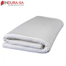 Endura Gel Infused Memory Foam Mattress Topper Three Quarter Extra Length