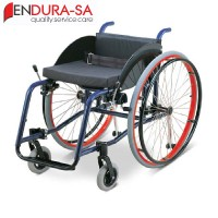 "Endura Archery Wheelchair 14""-34cm to 16""-41cm"