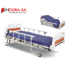 Endura Electric Hospital Bed with Commode