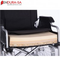 "Endura Visco Foam Cushion & Cover 20""-51cm"