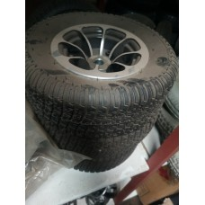 Spares Wheels - Complete USED - Big Old B.Buddy