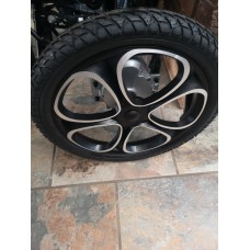 Spares Wheels - Complete USED - 16 x 2(1/4) Tyre,Tube,Rim