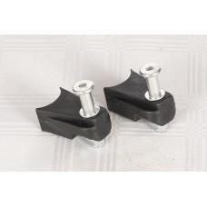 Spares  Plastic - Footrest Clip Type 1